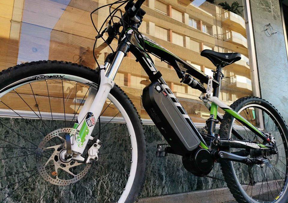 Kit vélo électrique moteur pédalier